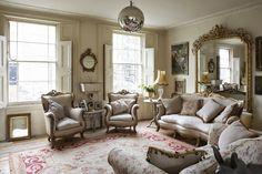 Estilo victoriano | Modernidad retro  #Comedores íntimos y acogedores llenos de lujo y arte #decoración #interiorismo