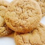 These gingerbread cookies are soft, flavorful and delicious! They are the perfect cookie for parties and cookie exchanges!
