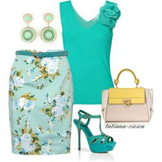 Just needs a camisole and a jacket :)  026 by tatiana-vieira on Polyvore
