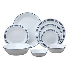 Corelle Livingware 76-Piece Dinnerware Set, Service for 12, Breathtaking Blue Beads Corelle http://www.amazon.com/dp/B00M0NCKHQ/ref=cm_sw_r_pi_dp_dJrCvb16WQ9MB