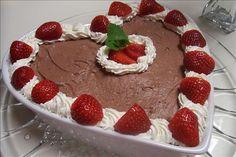 Valentine's Berries & Cream
