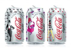 Marc Jacobs to Celebrate 'Sparkling Together for 30 Years' of Diet Coke