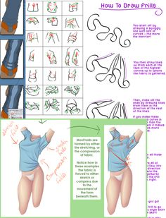 Рисование одежды во flash | Флеш-анимация и дизайн