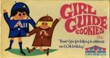 Girl Guides of Canada Cookie Box 1970  I remember selling these.  I was a patrol leader that year.  I think they cost about $0.65  box.