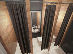 Дизайн проект интерьера магазина одежды - EDS