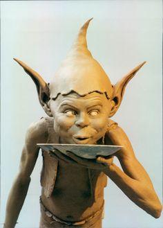 Limited edition sculptures inspired by the imagery of folklore. Kobold, Celtic Mythology, Hobbit, Faeries, Garden Art, Sculpture Art, Fantasy Art, Sculpting, Cool Art