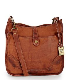 Frye Campus CrossBody Bag #Dillards #Frye Hate the price, but love this bag