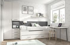 Small Room Design, Home Room Design, Small Teen Room, Home Bedroom, Bedroom Decor, Toddler Rooms, Girl Bedroom Designs, Room Planning, Dream Rooms