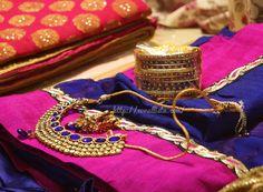 Bridal Update - My Outfits,   Saree shopping in Mumbai