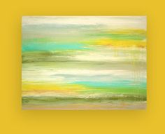 Acrylic Abstract Art Painting on Canvas by OraBirenbaumArt on Etsy, $485.00