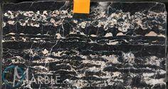 Portoro Genuine Extra - Slab View Marble