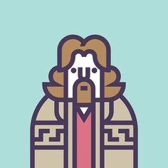 10 Quirky Illustrations of Coen Brothers Characters