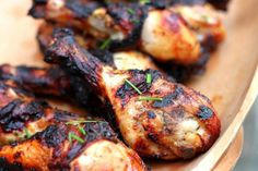 Click on pin to Learn More Healthy Guides & Recipes, Tangy Honey Mustard Drumsticks-The Best Healthy Chicken Drumstick Recipes!http://pinterest.com/pin/242912973626345755/