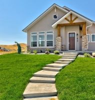 At Solitude Homes, our unique build process will make sure there are no financial surprises. Custom Home Builders, Custom Homes, Closet Built Ins, Solitude, Idaho, Shed, Outdoor Structures, Decorating, Mansions