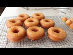 Cronuts - Part 1: How to Make the Dough -- Doughnut and Croissant Hybrid Recipe