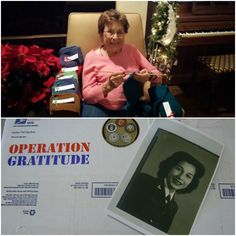 95-year-old veteran is an inspiration to us all! Click through to read all about Nikki Smith!