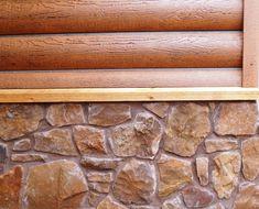 wood look vinyl siding - Google Search