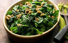 Kale salad may someday go the way of other clichéd salads of yore — the bean salad, the chef's salad, the beet salad with goat cheese But like all those other venerable mixtures, its ubiquity is due in large part to how good it can be Take a bunch of raw Tuscan kale (also called lacinato or black kale), which is more delicate than other varieties, and slice it into ribbons
