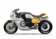 Two BMW NineT Trims by Nicolas Petit - BMW NineT Forum