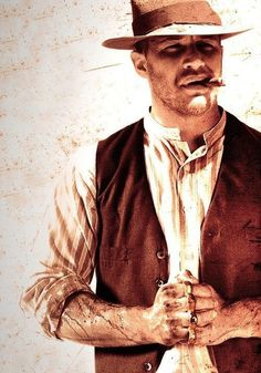 Tom Hardy - Lawless SOOO hot in this movie (well always hot....)~Jules