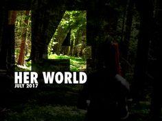 Set 4 - Her World - Announcer