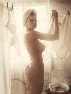Женская красота и очарование в ярких фотографиях Давида Дубницкого 35