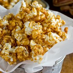 Snack Recipe: Homemade Cracker Jack — Recipes from The Kitchn