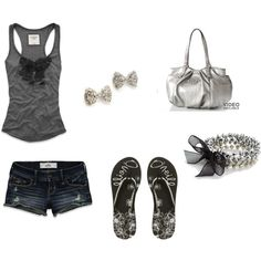 Cute Summer Outfit! <3