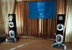 Wadax La Pasion speakers