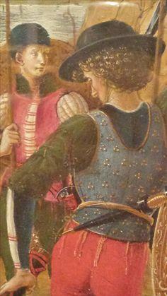 Tavolette di San Bernardino, 1473, Galleria Nazionale Perugia