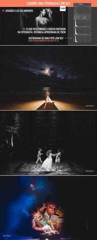 Dicas de Fotografia Low Key
