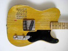 RebelRelic Vintage Style guitars