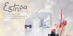 Estrosa, Smalto gel semipermanente e articoli nails