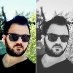 #beard #glasses #mustache