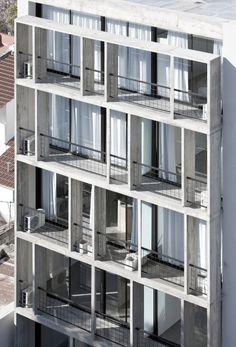 BAKarquitectos, Sergio Pirrone · Edificio EEUU