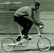 1962 full-suspension Moulton