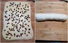 Croissants, Recipe Cards, Challah, Animal Print Rug, Beignets, Flan, Pizza, Dessert, Pineapple