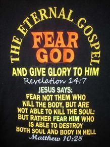 Bible Embroidery - Scripture Apparel with the gospel of Jesus Christ