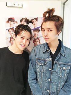 Jaehyun and Johnny #SMROOKIES