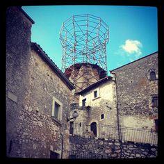 ... Santo Stefano in Sessanio, Abruzzi - Italy... ✔