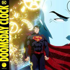 Dc Trinity, Superman, Batman, Doomsday Clock, Justice League Dark, New Twitter, Deathstroke, Community Events, Nightwing