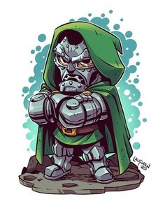 Chibi Dr.Doom