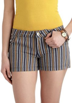 Dime Store Shorts, #ModCloth     Love this! Wish I had nice legs!