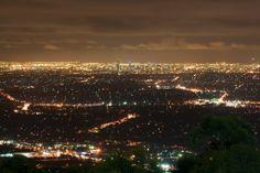 View from Sky High on Mt Dandenong, looking toward Melbourne city. Melbourne Victoria, Sky High, Australia, Live, Disney, Disney Art