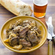 Catalan Beef Stew and Mushrooms When we took a closer look at the way Spanish cooks make beef stew, we found a whole new approach to one of our favorite winter dishes.