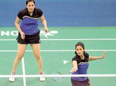 Jwala Gutta and Ashwini Ponappa to be Part of TOP Scheme | 9Hues
