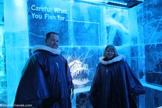 10 Must See Sights in Oslo on a Budget: ICEBAR Oslo