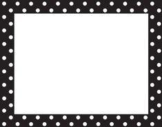 Pink Wallpaper Border, New Wallpaper, Polka Dot Paper, Polka Dots, Red Pages, Border Templates, Dotted Page, Polka Dot Background, Borders For Paper
