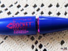 TPM Básica: Máscara para cílios Rocket Volum Express da Maybelline