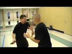 Libre Fighting - Neglected Elements of Knife Training (knife fighting, m...